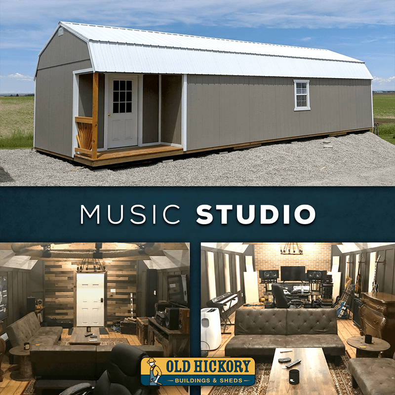 music-studio-shed